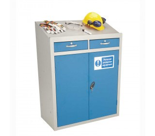 Probe PPE-W/S Sloping Top Lectern Cabinet 1060x915x460
