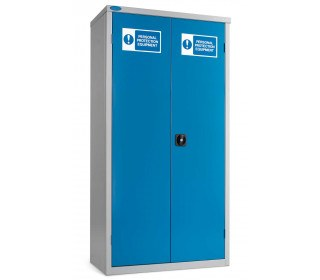 Probe PPE-J High 2 Door PPE Storage Cabinet