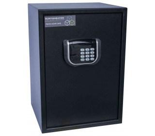 Burton Safes Primo 3E Home Digital Electronic Security Safe - Door Closed