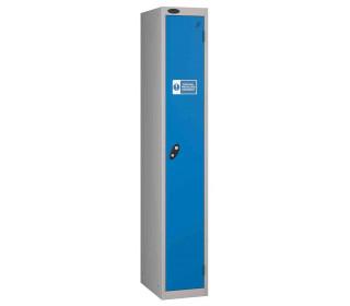 Probe PPE 1 Door Personal Protection Equipment Key Locking Locker