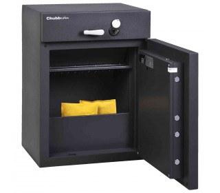 Chubbsafes ProGuard DT110 Eurograde 2 Cash Deposit Safe - Main door Open