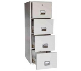 De Raat Sun 4 drawer Fire Filing Cabinet 90 mins Fire