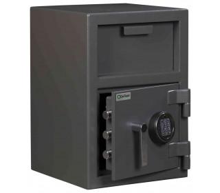 De Raat Protector Deposit Cash Plus 1E Electronic Security Safe - Main door Ajar