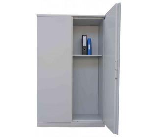De Raat Protector Plus Fire Resistant Security Cupboard - door open