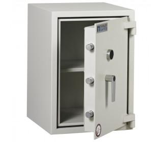 Dudley Harlech Lite S2 Fire Security Safe Size 2  - door ajar