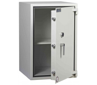 Dudley Harlech Lite Size 4 Insurance Rated Security Safe - door ajar