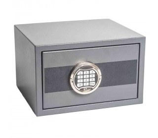 Antares 1E Small Electronic Security Safe - Closed
