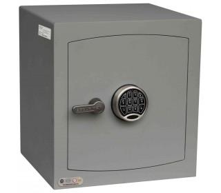 Securikey SFMV3FRZE-G Mini Vault Gold Digital Security Safe - Door closed