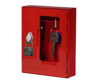 Securikey EK1AALCPL Emergency Access Key Box Hasp Lock