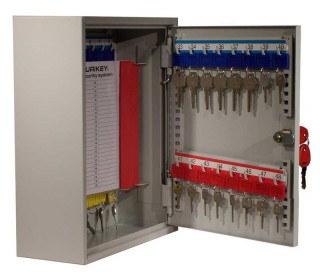 Deep Key Cabinet Key Lock 48 Keys - Securikey KD048K