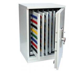 Securikey Floor Standing Key Cabinet 960 Hooks