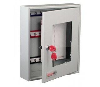Key-View Plexi-Glass Cabinet 24 Keys - Securikey KG024