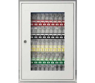 Key-View Plexi-Glass Cabinet 50 Keys - Securikey KG050