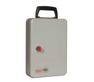 Mobile Key Storage Cabinet 30 Keys - Securikey KH030