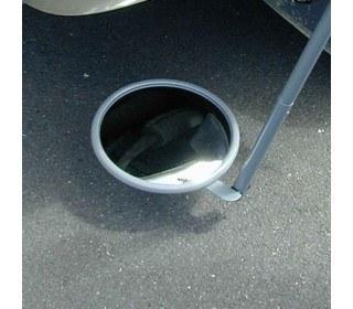 Securikey Portable Convex Inspection 23cm Mirror