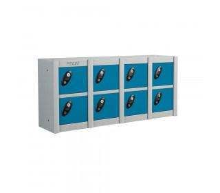 Probe Minibox 8 door stackable locker