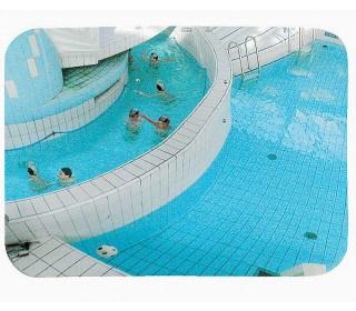 Indoor Swimming Pool Convex Safety Mirror - Vialux
