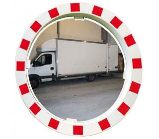 Vialux Convex Wide Angle Traffic Mirror Polymir 800mm