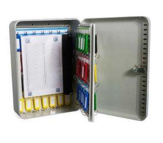 Key Storage Cabinet Key Lock 58 Keys - Safe Saver SS58