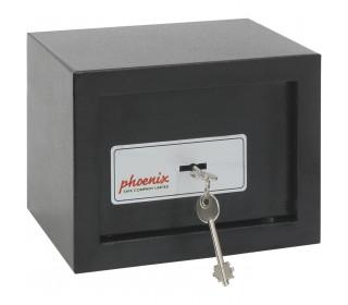 Phoenix SS0721K Compact Home Office Safe - door locked