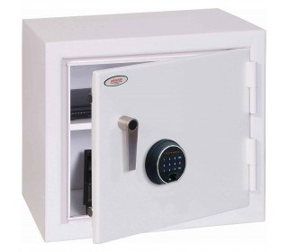 Phoenix Securestore SS1161F Fingerprint Security Safe - door ajar