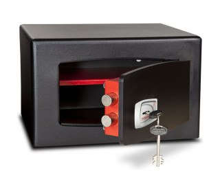 £4000 Cash Security Key Safe - Burton Torino S2 NMK/3 - door ajar