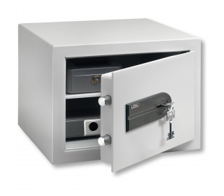 Burg Wachter Cityline C1S Key Locking Security Safe - Door Ajar