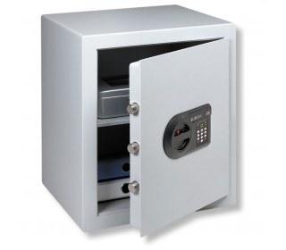 Burg Wachter Cityline C4E Electronic Locking Security Safe - Door Ajar