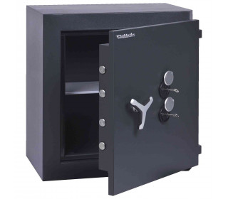 Chubbsafes Trident 110K Eurograde 6 Fire Safe with dual key locking