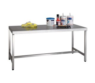 Bedford Type A Stainless Steel Heavy Duty Workbench
