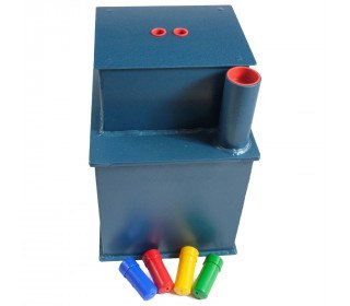 Key Secure Valiant KSVABP3 Underfloor Cash Deposit ABP Safe - dust cover fitted