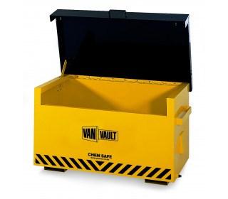 The Van Vault Chem Safe