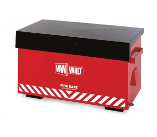 The Van Vault Fire Safe