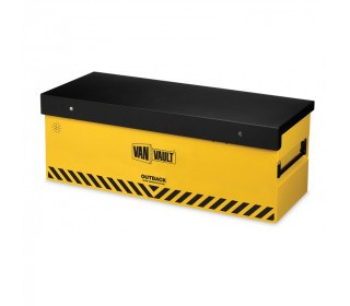 Van Vault Outback Vehicle Security Box