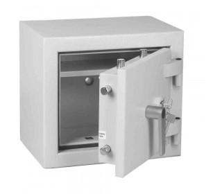 Keysecure Victor Extra Small Eurograde 2 Key Lock Safe Size 1 - Door ajar