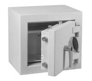 Extra small Keysecure Victor Small Eurograde 2 Electronic Safe Size 1 - door ajar
