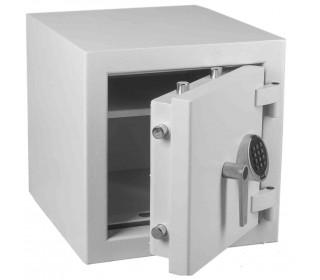 Keysecure Victor Eurograde 2 Electronic Security Safe Size 2 - door ajar