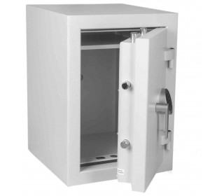 Keysecure Victor Eurograde 2 Electronic Security Safe Size 3 - door ajar