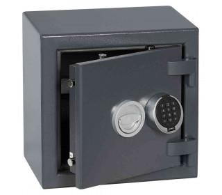 Keysecure Victor Small Eurograde 1 Electronic Safe Size 1 - Door Ajar