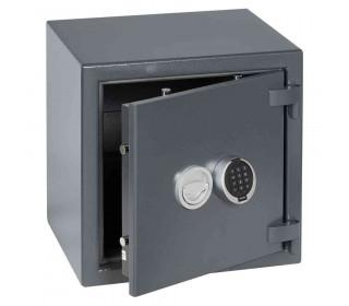 Keysecure Victor Eurograde 1 Electronic Security Safe Size 3 - door ajar