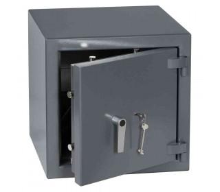 Keysecure Victor Eurograde 2 Key Locking Security Safe Size 2 - door ajar