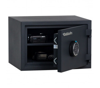 Chubbsafes Homesafe S2 20E Electronic Fire Security Safe - door ajar