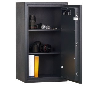 Chubbsafes Homesafe S2 70K Key Locking Fire Security Safe for Burglary and Fire protection for cash and paper