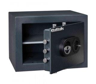 Chubbsafes Zeta 25K Eurograde 0 Keylock Security Safe Door ajar