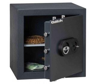 Chubbsafes Zeta 40K Eurograde 0 Keylock Security Safe Door ajar
