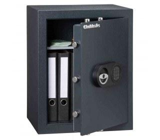 Chubbsafes Zeta 50E Eurograde 0 Security Digital Safe door ajar