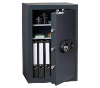 Chubbsafes Zeta 65K Eurograde 0 Keylock Security Safe Door ajar