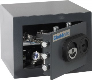 Chubbsafes Zeta 15K Open Contents