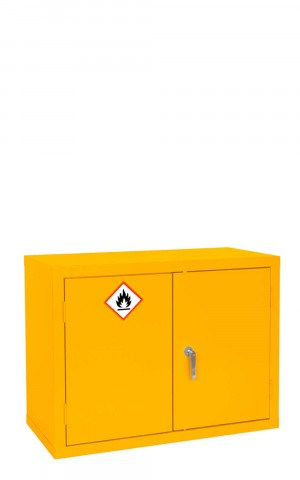 Flammable Hazardous COSHH Cabinet - Bedford 88F794