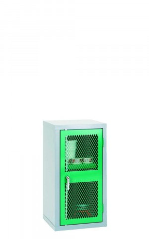 Steel Mesh Small Welded Cabinet 915x460x460 - Bedford 88MD944
